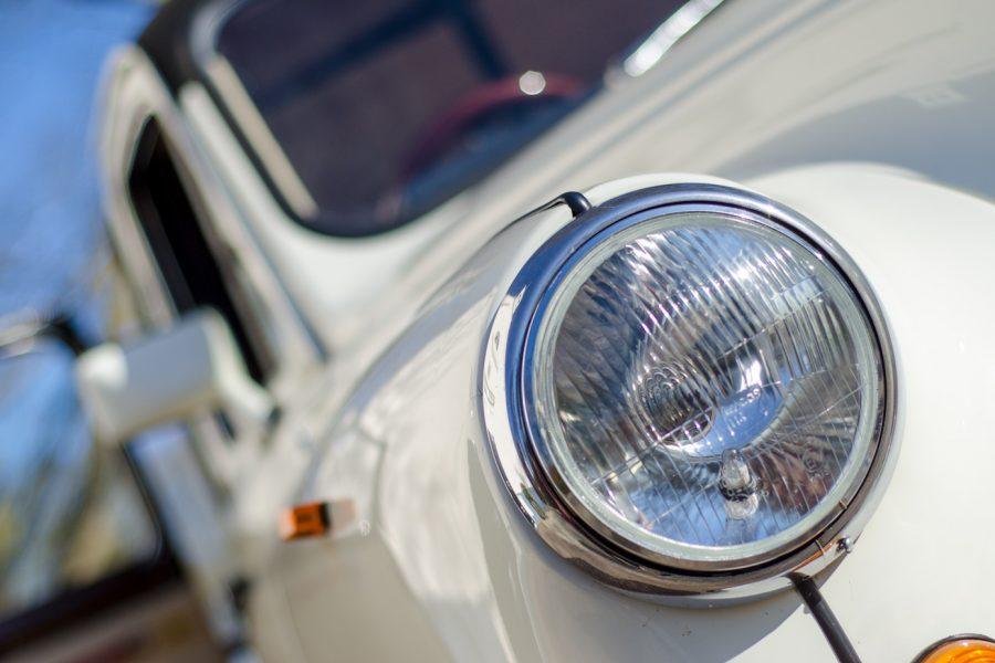 Engelse taxi koplamp